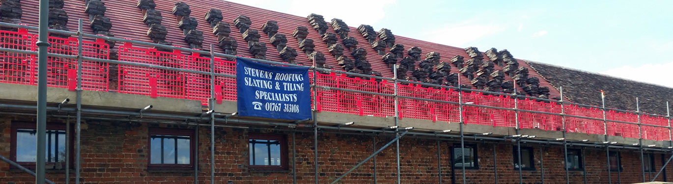 Roofing In Hitchin Stevens Roofing Ltd